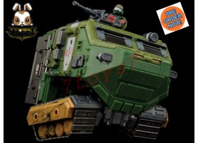 [Pre-order] Beaver 1/28 Acid Rain: K6 Jungle Chapel HTT600k with Soldier_ Set _BV009Z