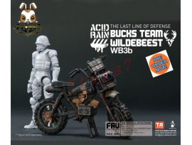 [Pre-order] ORITOY 1/18 Acid Rain - Bucks Team Wildebeest WB3b_ Box Set _OT022Z