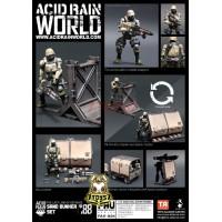 ORITOY 1/18 Acid Rain FAV-A04 Sand Bunker_ Set _OT026A