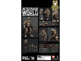 Toys Alliance 1/18 Acid Rain FAV-A10 Seth Ranger_ Set _OT030Z