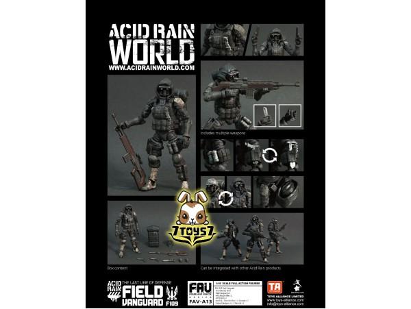 Toys Alliance 1/18 FAV-A13 Acid Rain - Field Vanguard_ Box Set _OT033Z