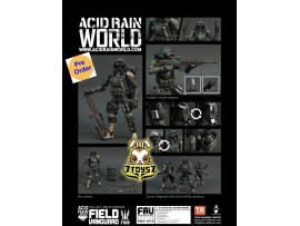 [Pre-order deposit] Toys Alliance 1/18 FAV-A13 Acid Rain - Field Vanguard_ Box Set _OT033Z