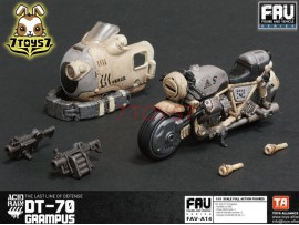 Toys Alliance 1/18 FAV-A14 Acid Rain - DT-70 Grampus_ Box Set _OT034A