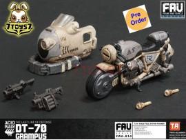 [Pre-order deposit] Toys Alliance 1/18 FAV-A14 Acid Rain - DT-70 Grampus_ Box Set _OT034A