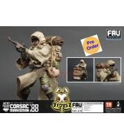 [Pre-order deposit] Toys Alliance 1/18 FAV-A16 Acid Rain - Corsac Masksman_ Box Set _OT034C