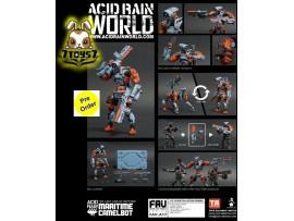 [Pre-order deposit] Toys Alliance 1/18 FAV-A17 Acid Rain Maritime Camelbot_ Box Set _OT035A