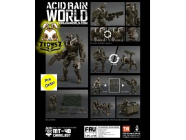 [Pre-order deposit] Toys Alliance 1/18 FAV-A18 Acid Rain MT40 Camelbot_ Box Set _OT035B