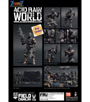 [Pre-order deposit] Toys Alliance Acid Rain 1/18 FAV-A19 Field Cavalry_ Box Set _OT036A