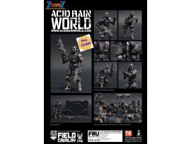 [Pre-order deposit] Toys Alliance Acid Rain 1/18 FAV-A19 Field Cavalry_ Box Set _OT036A