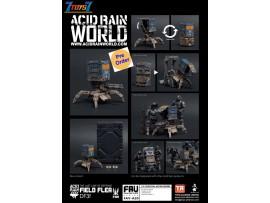 [Pre-order deposit] Toys Alliance Acid Rain 1/18 FAV-A20 Field Flea DF3f_ Box Set _OT036B