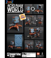 [Pre-order deposit] Toys Alliance Acid Rain 1/18 FAV-A21 Maritime Flea_ Box Set _OT036C