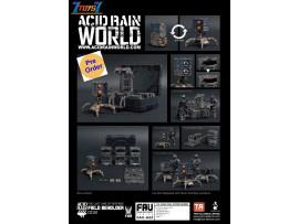[Pre-order deposit] Toys Alliance Acid Rain 1/18 FAV-A22 Beholder DD5f_ Box Set _OT036D