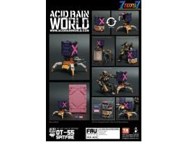 Toys Alliance Acid Rain 1/18 FAV-A24 OT-55 Spitfire_ Box Set _OT038Z