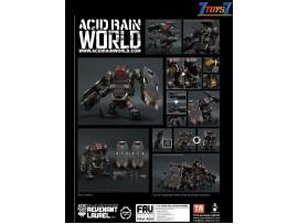 Toys Alliance Acid Rain 1/18 FAV-A25 Revenant Laurel LA6e_ Box Set _OT039Z