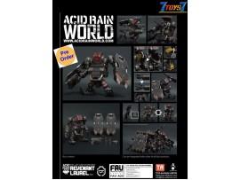 [Pre-order deposit] Toys Alliance Acid Rain 1/18 FAV-A25 Revenant Laurel LA6e_ Box Set _OT039Z