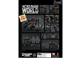 [Pre-order deposit] Toys Alliance Acid Rain 1/18 FAV-A25 Revenant Laurel LA6e_ Box Set _OT039Z
