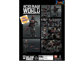 [Pre-order deposit] Toys Alliance Acid Rain 1/18 FAV-A26 Selene Raider_ Box Set _OT040Z