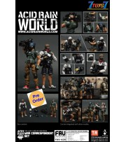 [Pre-order deposit] Toys Alliance Acid Rain 1/18 FAV-A28 War Correspondent Set_ Box Set _OT042Z