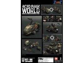 Toys Alliance Acid Rain 1/18 FAV-A33 MT-86 Capybara_ Set _OT047A