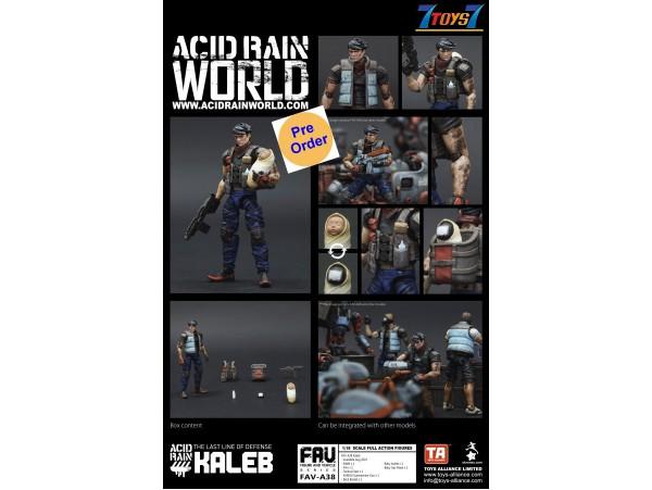 [Pre-order deposit] Toys Alliance Acid Rain 1/18 FAV-A38 Kaleb_ Box Set _OT063Z