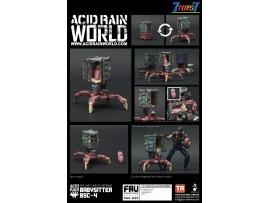 Toys Alliance Acid Rain 1/18 FAV-A39 Babysitter BSC-4_ Box Set _OT064Z