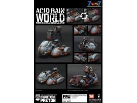 Toys Alliance Acid Rain 1/18 FAV-A40 Maritime Preton_ Box Set _OT065Z