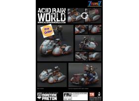 [Pre-order deposit] Toys Alliance Acid Rain 1/18 FAV-A40 Maritime Preton_ Box Set _OT065Z