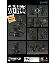 [Pre-order deposit] Toys Alliance Acid Rain 1/18 FAV-A42 Marine Flea DF3m_ Box Set _OT067Z