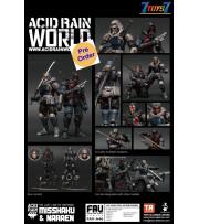 [Pre-order deposit] Toys Alliance Acid Rain 1/18 FAV-A46 Misshaku & Naraen_ Box Set _OT078Z