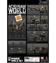 [Pre-order deposit] Toys Alliance Acid Rain 1/18 FAV-A48 Kyoukai Shield Set_ Box Set _OT083A