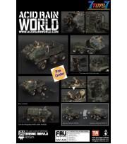 [Pre-order deposit] Toys Alliance Acid Rain 1/18 FAV-A49 Marine Ankylo RV5m_ Box Set _OT083B