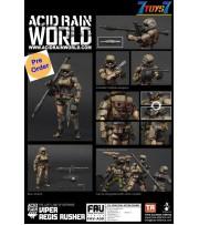 [Pre-order deposit] Toys Alliance Acid Rain 1/18 FAV-A50 Viper AEGIS Rusher_ Box Set _OT084A