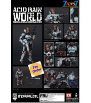 [Pre-order deposit] Toys Alliance Acid Rain 1/18 FAV-A52 Itzpapalotl_ Box Set _OT084C