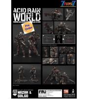 [Pre-order deposit] Toys Alliance Acid Rain 1/18 FAV-A53 Nazar & Golgo_ Box Set _OT086A