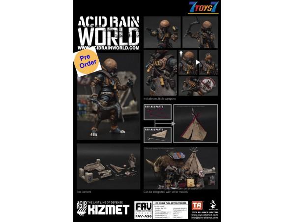 [Pre-order deposit] Toys Alliance Acid Rain 1/18 FAV-A56 Kiznet_ Box Set _OT088B