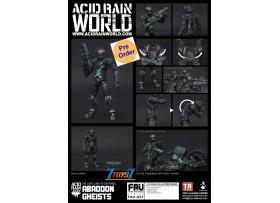 [Pre-order deposit] Toys Alliance Acid Rain 1/18 FAV-A57 Abaddon Gheists_ Box Set _OT092A