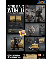 [Pre-order deposit] Toys Alliance Acid Rain 1/18 FAV-AP01 Power Armor Expansion Pack_ Box Set _OT052Z
