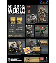 [Pre-order deposit] Toys Alliance Acid Rain 1/18 FAV-AP02 Firepower Enhancement Pack_ Box Set _OT053Z