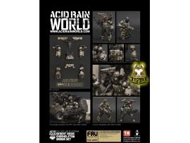 Toys Alliance Acid Rain 1/18 FAV-AP07 Desert AEGIS exoskeleton Armor_ Set _OT056A
