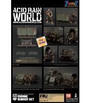 [Pre-order deposit] Toys Alliance Acid Rain 1/18 FAV-AP13 Marine Bunker Set_ Box Set _OT083C