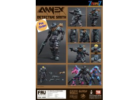 [Pre-order deposit] Toys Alliance Acid Rain 1/18 FAV-H03 Annex 2179 Detective Smith_ Box Set _OT048Z