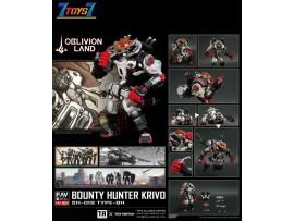 Toys Alliance 1/18 FAV-OB01 Oblivion Land Bounty Hunter Krivo_ Box Set _OT049Z