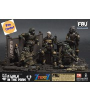 [Pre-order deposit] Toys Alliance Acid Rain 1/18 FAV-SP14 A Walk in the Park_ Box Set _OT051Z