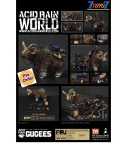 [Pre-order deposit] Toys Alliance Acid Rain 1/18 FAV-SP21 Gugees_ Box Set _OT086C