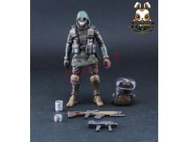 ORITOY 1/18 Acid Rain: Marine Infantry_ Box Set _OT012A