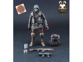 [Pre-order] ORITOY 1/18 Acid Rain: Marine Infantry_ Box Set _OT012A