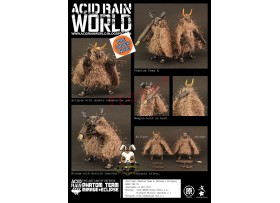 [Pre-order] ORITOY 1/18 Acid Rain: Phantom Team A - Mirage + Eclipse_ Box Set _OT020Y