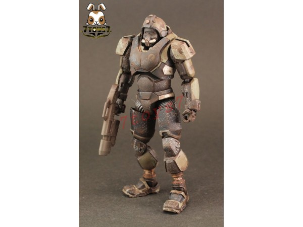 ORITOY 1/18 Acid Rain: Reborn Trooper Omanga Military_ Box Set _OT017Y