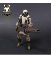 ORITOY 1/18 Acid Rain: Sand Infantry_ Box Set _OT012B