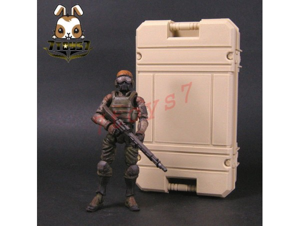 ORITOY 1/18 Acid Rain: Sol Commander Re-run_ Box Set _OT004A